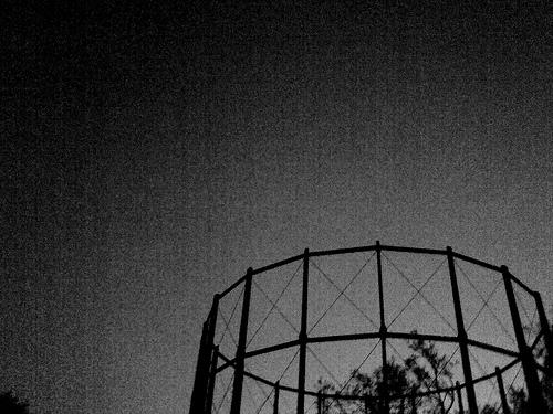 Salisbury Gasometer II
